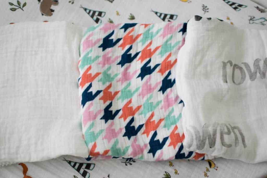 Swaddle blankets for infant babies