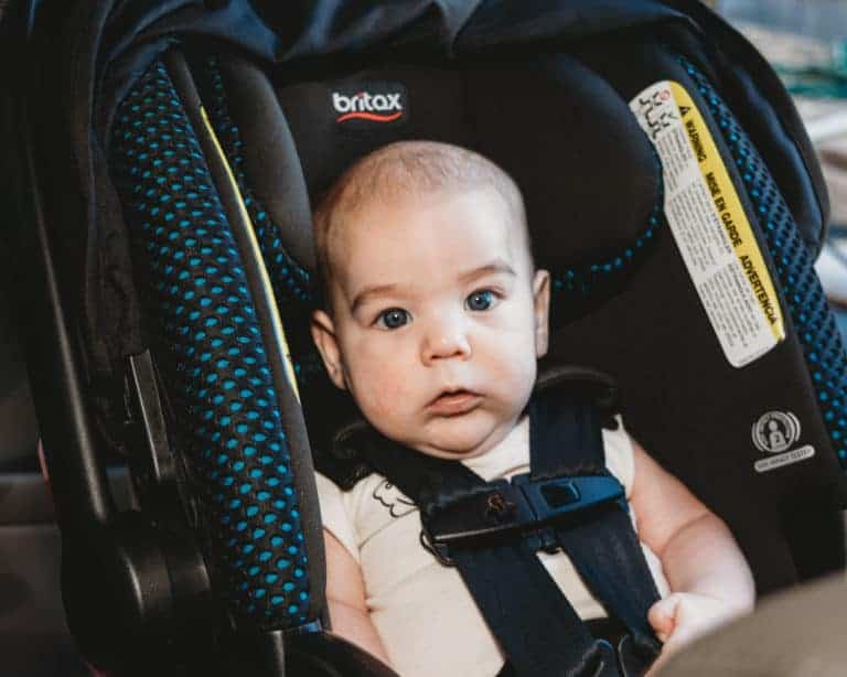 Winter Car Seat Safety Tips for Babies