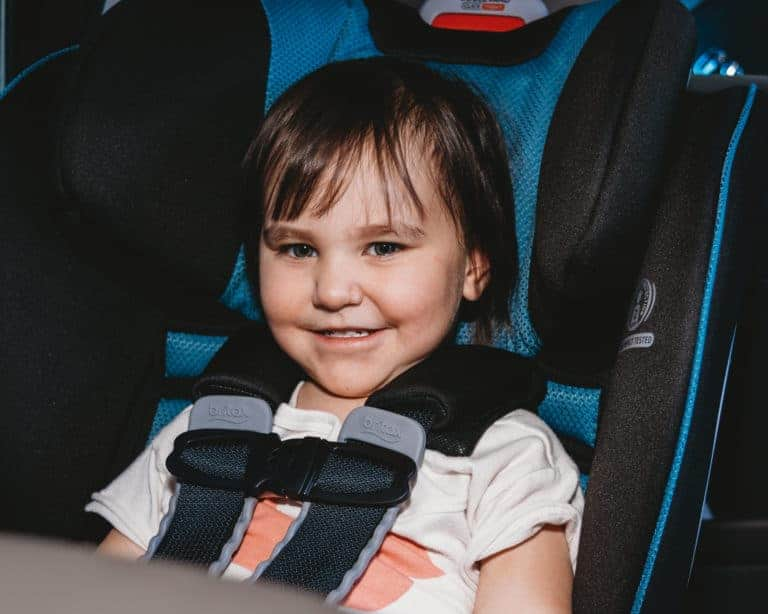 Winter Car Seat Safety Tips for Toddlers