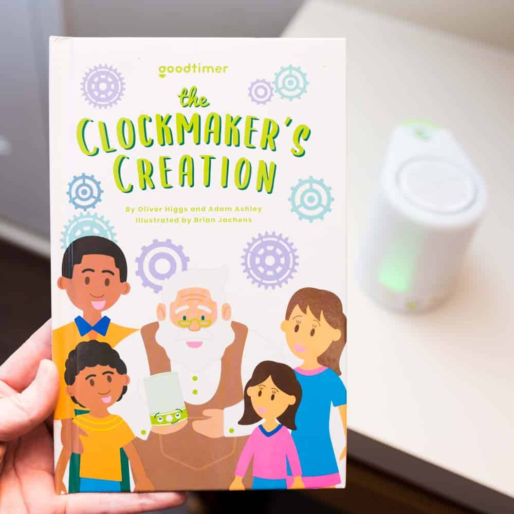 The Clockmakers Creation book from Goodtimer