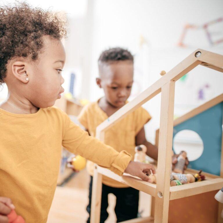 Best dollhouse for toddler