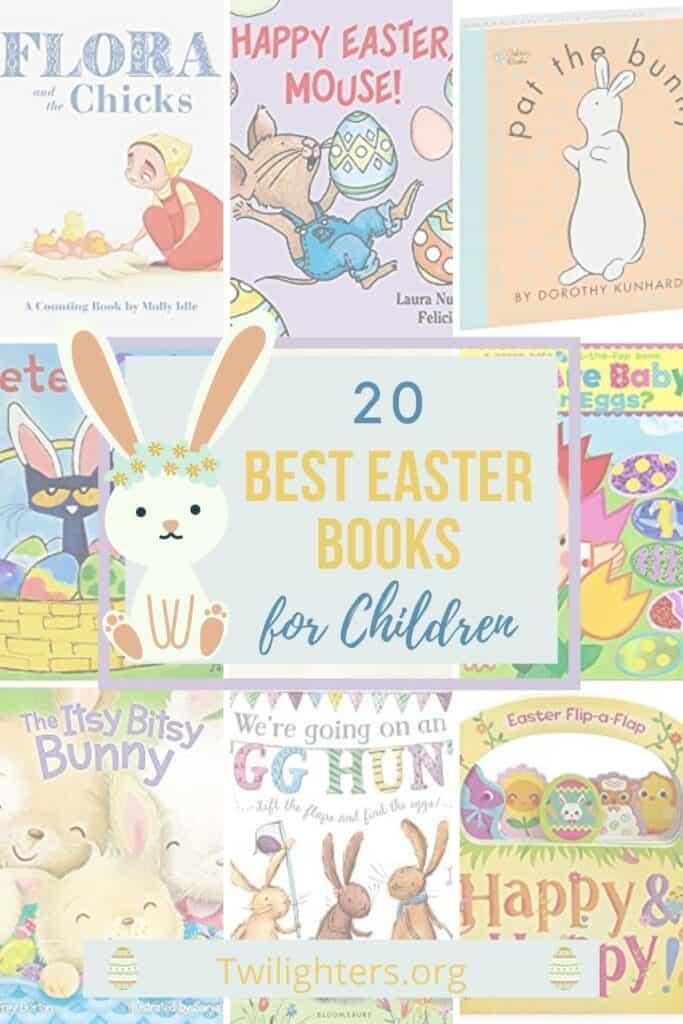 20 Best Easter Books for Children