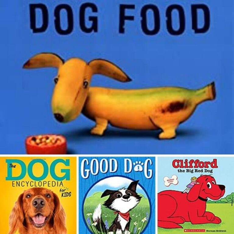 dog books for kids