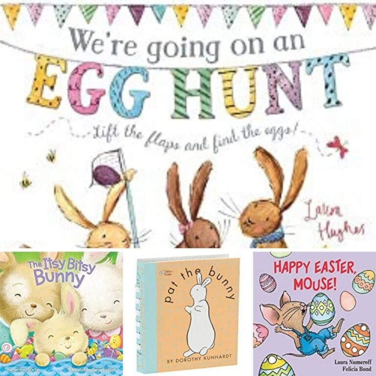 20 Best Easter Books for Children