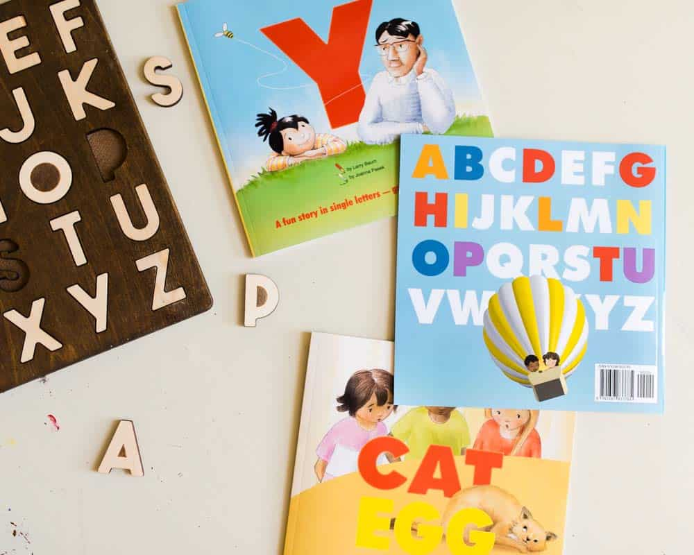 alphabet puzzle and early reader books the bo books