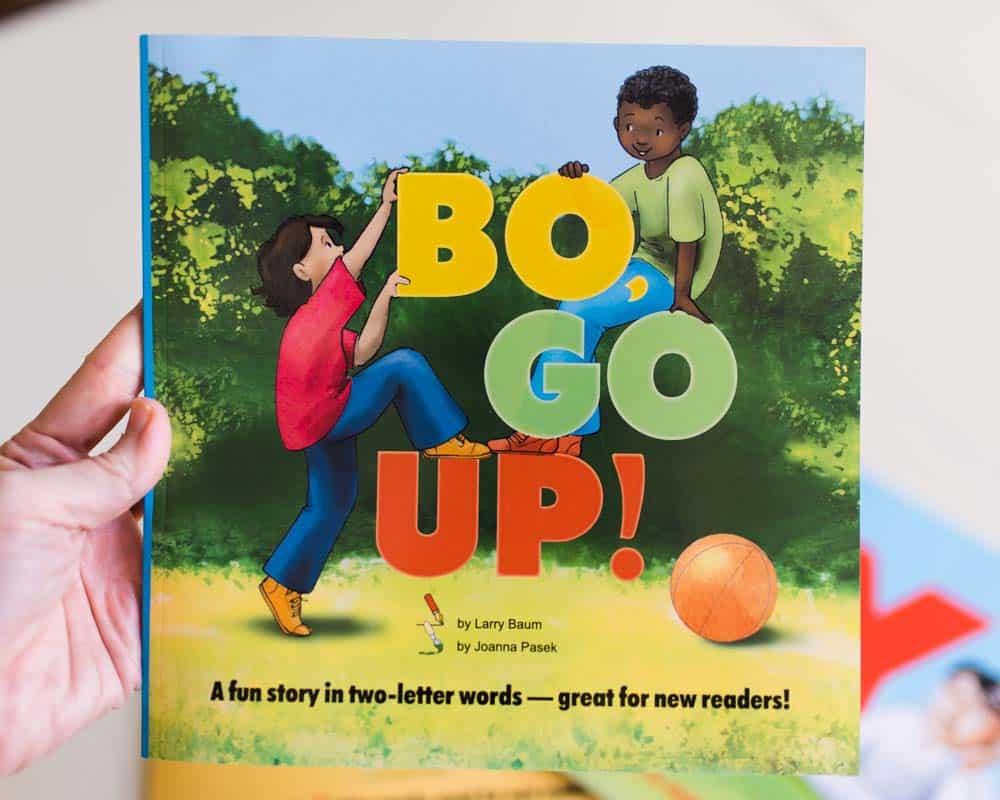 bo go up early reader books