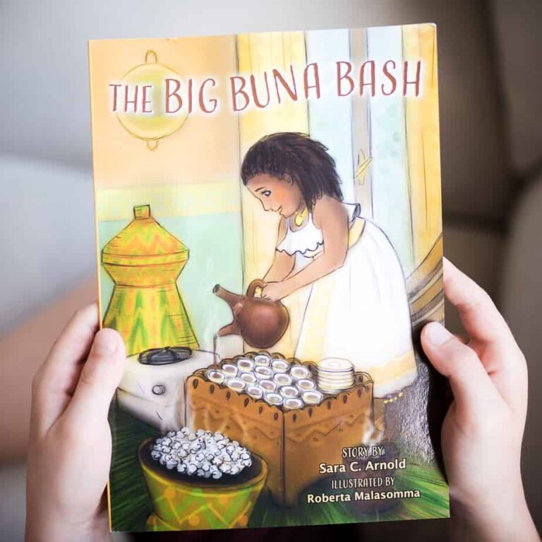 Cover of The Big Buna Bash by Sara Arnold