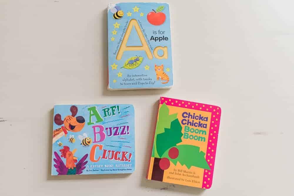 Read across america activities with alphabet books