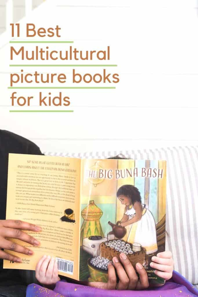 Multicultural picture books are a great way to expose young children to different cultures around the world. These 12 books are some your young reader will enjoy!