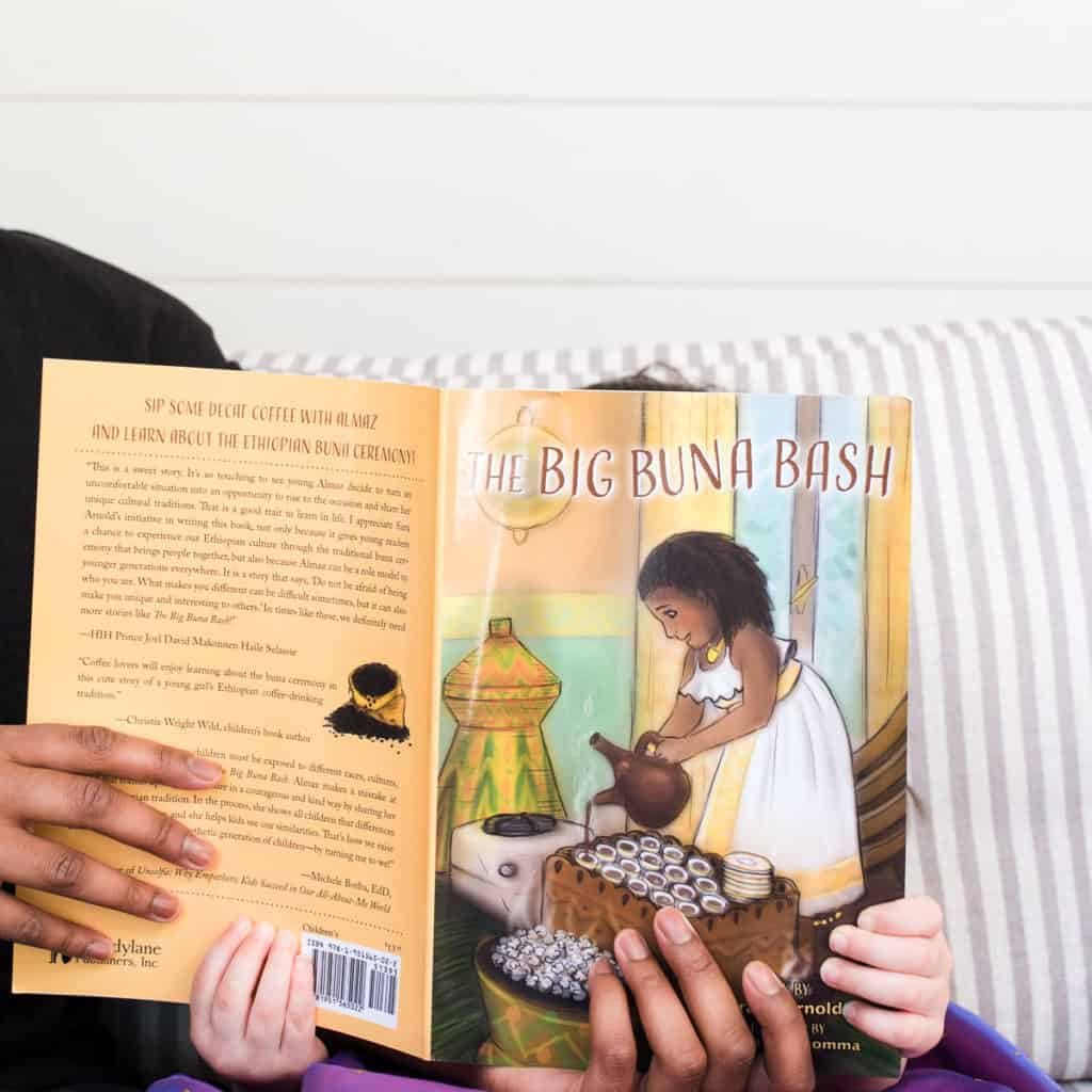 reading multicultural picture books