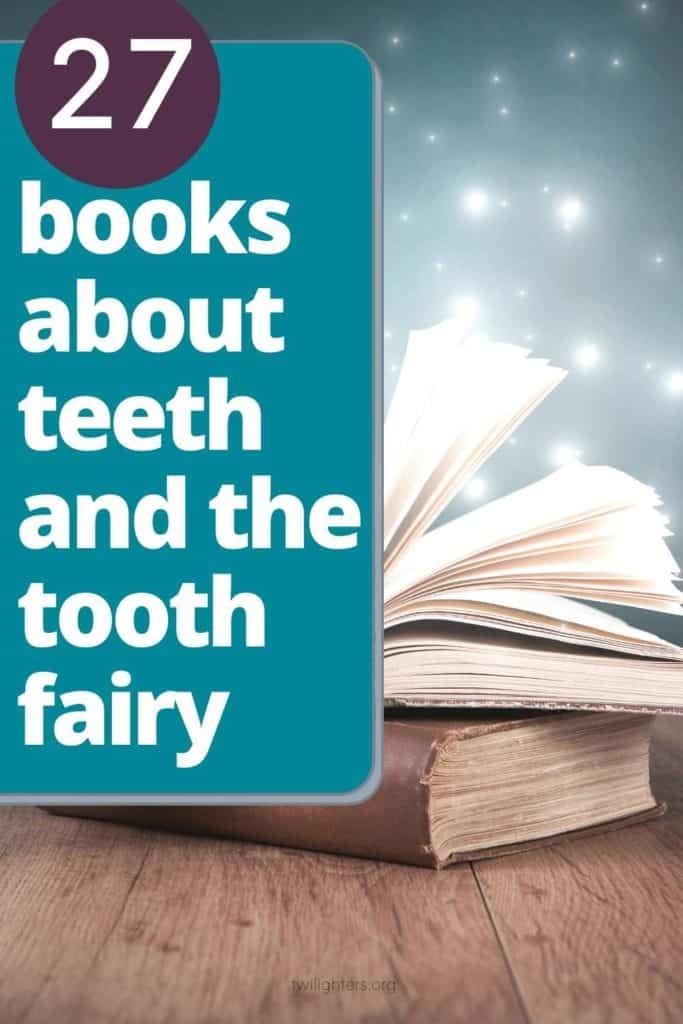 teeth and tooth fair books