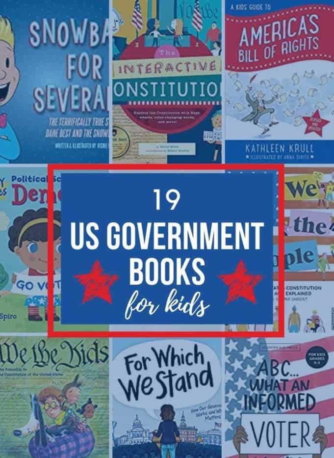 19 Engaging Government Books for Kids