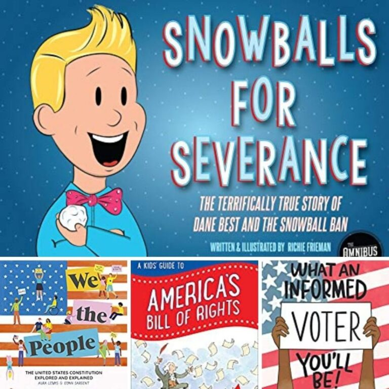 19 Engaging US Government Books for Kids