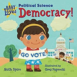 baby loves political science democracy