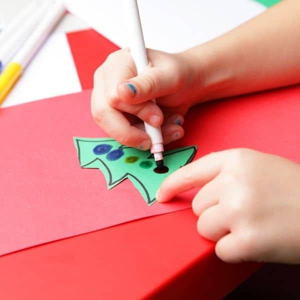40 Easy and Fun Christmas Crafts for Toddlers
